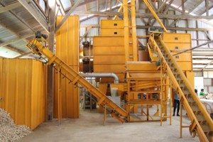 Las Nieves Corn Postharvest Facilities